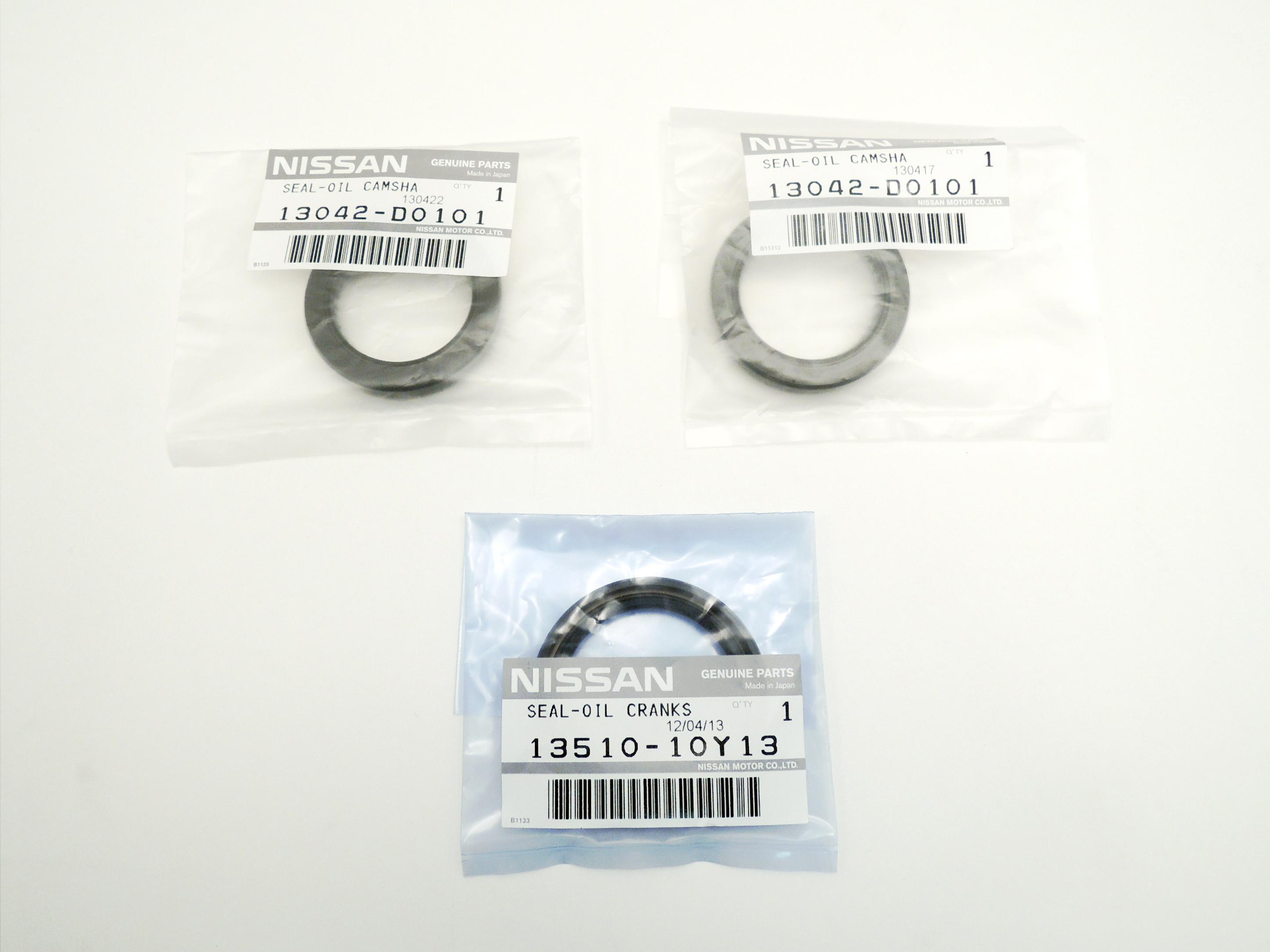 Genuine Nissan Front Crank Seal 13510-10Y13