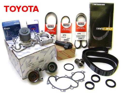 Toyota Tacoma 11 Piece Timing Belt Kit