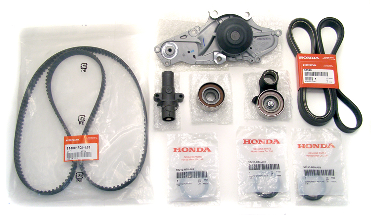 Genuine Honda Acura Timing Belt Water Pump V6 Original Manufacture