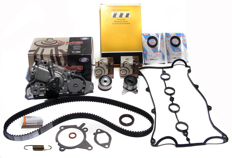 Mazda Miata Timing Belt Water Pump Kit 1990 1991 1992 1993 Exact