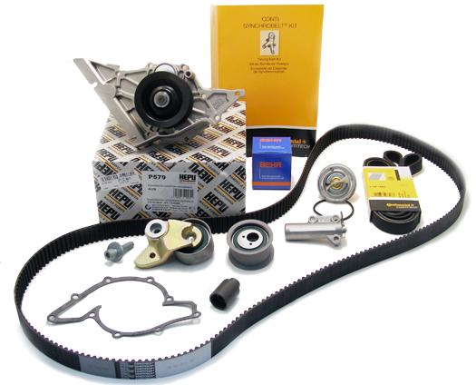 Audi A6 A8 Quattro 42l V8 Plete Timing Belt Water Pump Kit Ebay