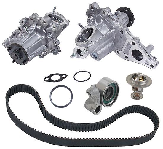 For Lexus Is300 Timing Belt Water Pump Tensioner Kit Is