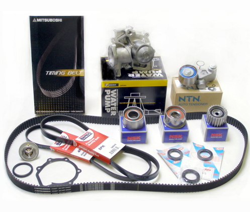 forester timing belt water pump kit 2 5 sohc auto a t. Black Bedroom Furniture Sets. Home Design Ideas